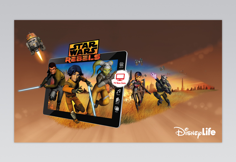 Disney Life Star Wars Rebels