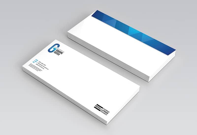 Graeme Veitch Envelope
