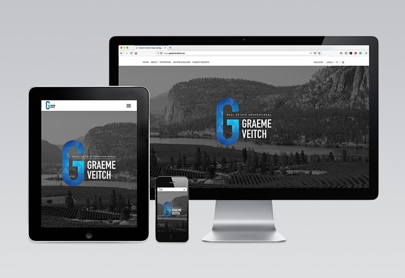 Graeme Veitch Website