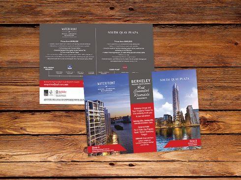 Property Development Postcard