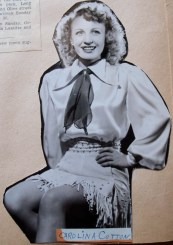 Carolina Cotton cutout