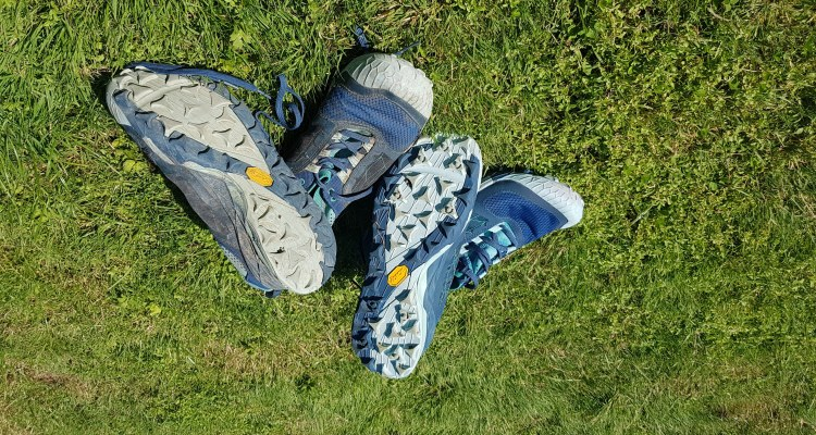 Third and final pair of shoes for Te Araroa Trail