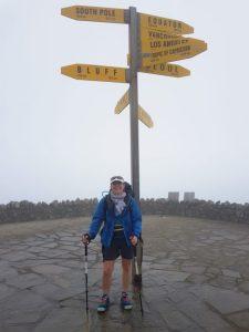 Tinytramper starts Te Araroa Trail at Cape Reinga