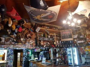Te Araroa Trail Puhoi pub