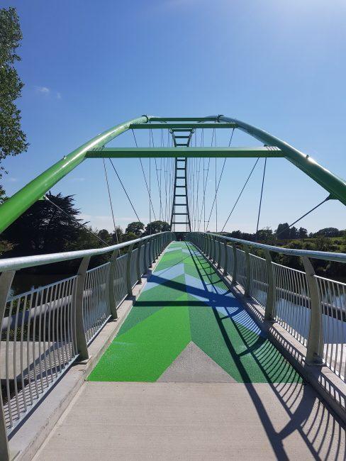 Te Araroa Trail Day 35 - The Perry Bridge, Ngaruawahia