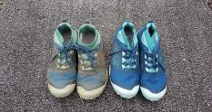 Te Araroa Trail second pair of shoes