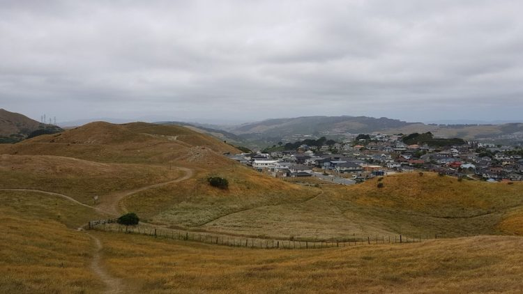 Te Araroa Trail Outskirts of Wellington