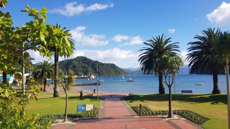 Te Araroa Trail Picton