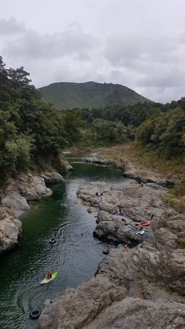 Te Araroa Trail Day 79 - Pelorus Bridge