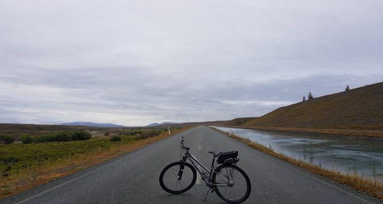 Te Araroa Trail Day 91 - Tekapo to Lake Ohau