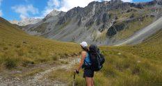 Te Araroa Trail Day 93 - Towards Martha Sddle