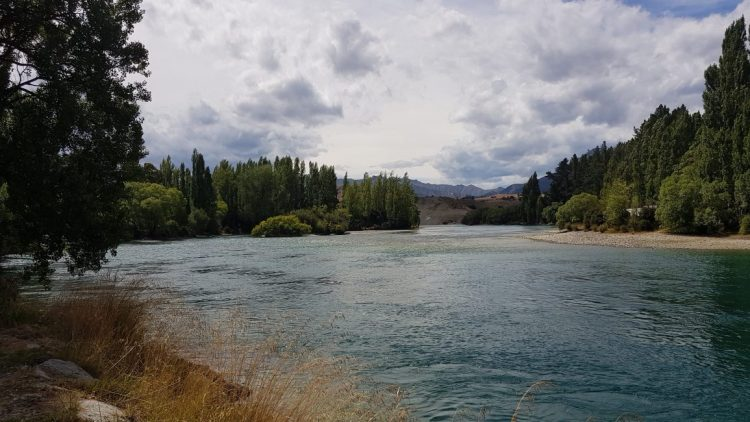 Te Araroa Trail Day 95 - The Clutha River