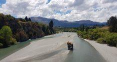 Te Araroa Trail Day 101 - Shotover river