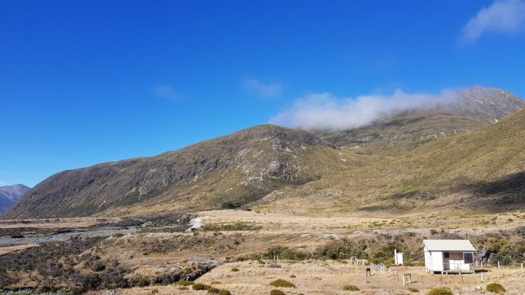Te Araroa Trail Day 105 - Taipo hut - Greenstone Mavora Walkway