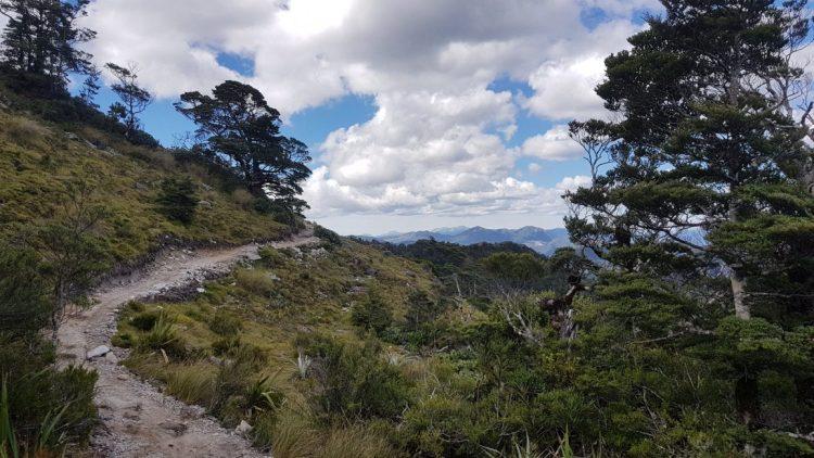 Te Araroa Trail Day 119 - Up to Ghost Lake hut