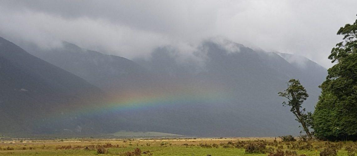 Te Araroa Trail Day 129 - Hope Kiwi to Hurunui hut