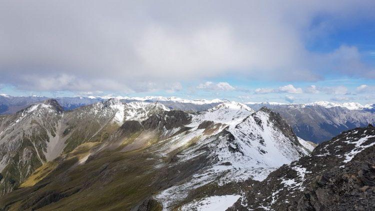 Te Araroa Trail Day 134 - On Avalanche Peak