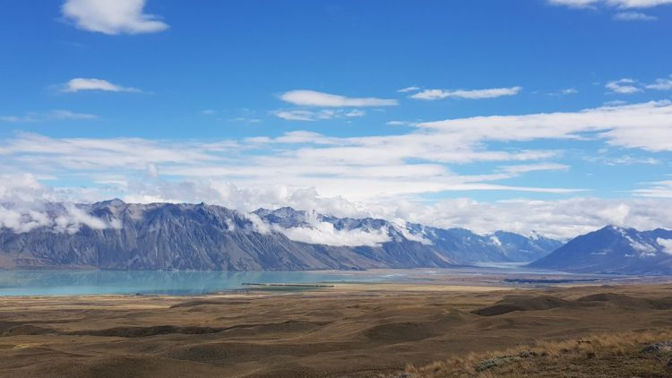 Te Araroa Trail Day 140 - Lake Tekapo