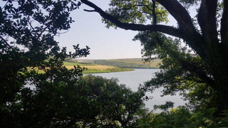 The Loe Lagoon