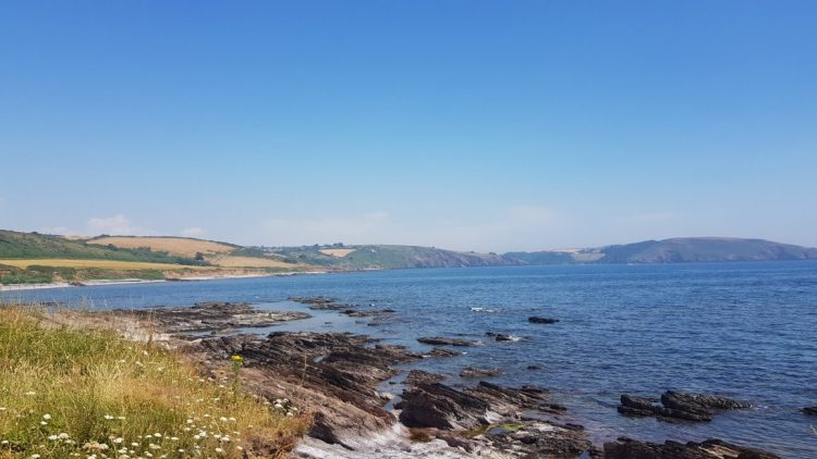 Towards Wembury