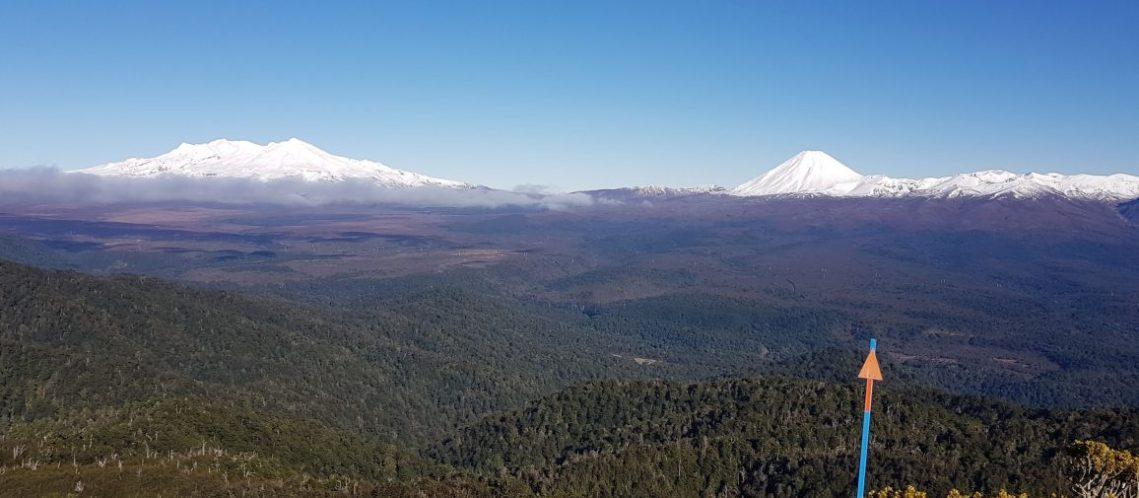 Mount Urchin Track Ruapehu and Ngauruhoe