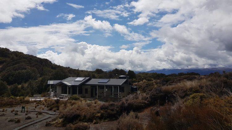 Waihohonu hut