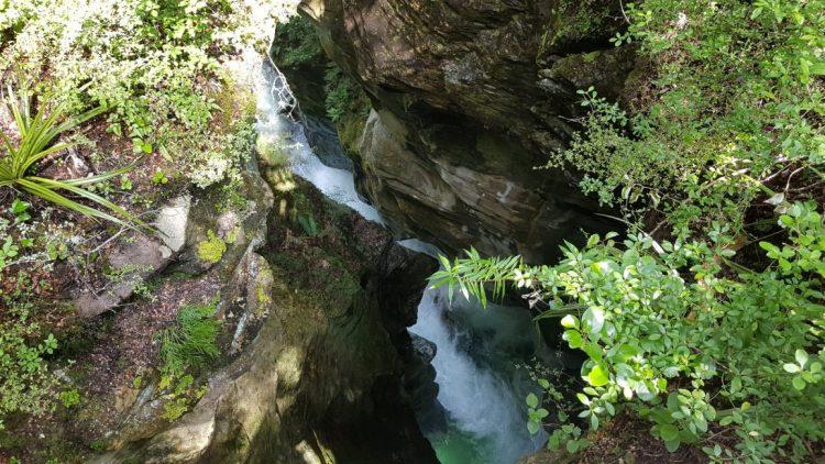 Rockburn chasm