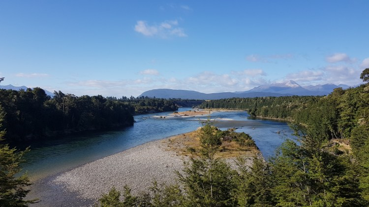 The Waiau River Kepler Track