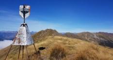 Ben Nevis summit Mount Richmond Forest Park