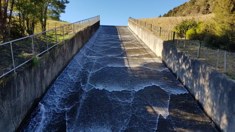 The Maitai Reservoir