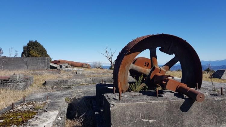 Relics at Prohibition Mine