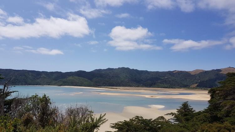 Wainui Bay, Abel Tasman Drive