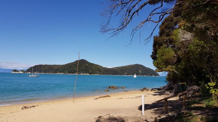 Observation Bay Abel Tasman Coastal Track