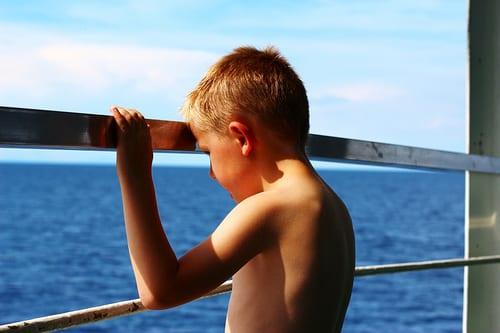 Travel around the world with kids