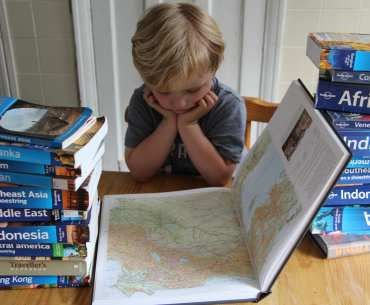Packing for travel with kids