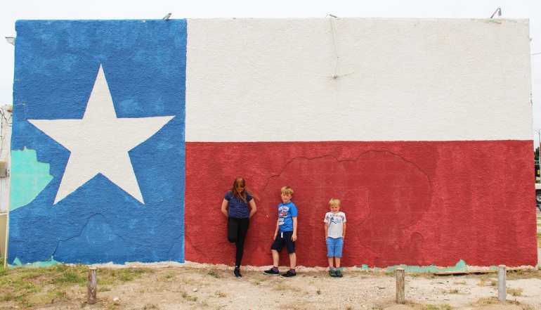 Texas with kids