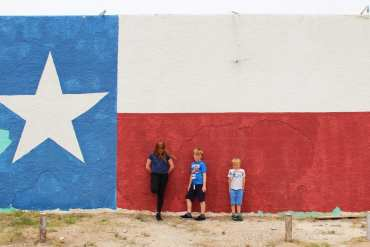 A Texas road trip with kids