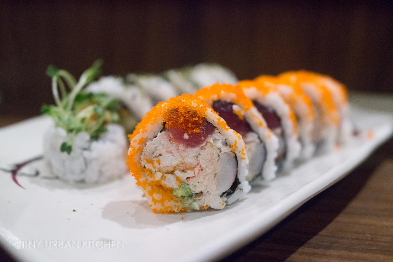 Sushi Restaurants Central London