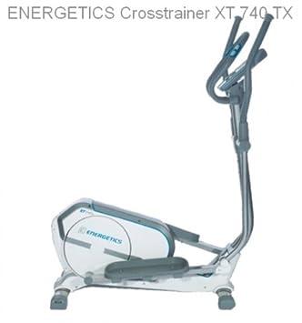 Energetics Crosstrainer Xt 740t Weiss Bl Titan 1 Klkjnhbgvfgyhh