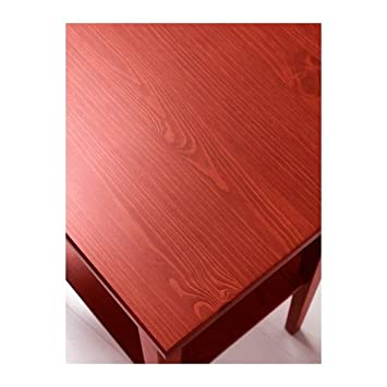 Ikea Hemnes Table De Nuit Rouge 46x35 Cm Mnbvcfhgfhgff