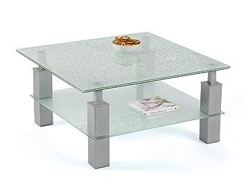 presto mobilia 10840 benni table basse verre 78 x 78 x 40 cm jdfhbkjdnkh
