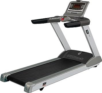 bh fitness g6510o outtrack tapis de course 210 x 93 x 147 cm machines de fitness