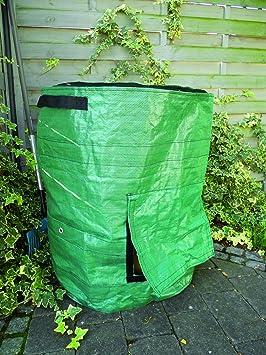 composteur compost jardin jardinerie sac a compost 265 litres jkxfjkxbvnm