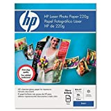 HP Color Laser Glossy Photo Paper, (200 Sheets, 8.5 x 11 Inches)