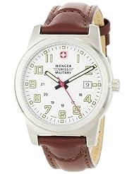Klug Herrenuhr Herren Braun Lederarmband Uhr Sport Militär Wasserdicht Armbanduhr Elegant Im Geruch Armbanduhren