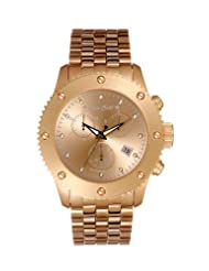 Where You Can Purchase Budget Marc Ecko Rose Gold Tone Chronograph Mens  Watch – E16000G2 Ratings  4b218363769