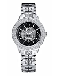 ... Marc Ecko Midsize E15073M1 King Crystal Accented Silver-Tone Bracelet  Watch ... 3995a94db44