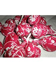 Red Raspberry Tootsie Pops 60 pops | kqokolff  Red Tootsie Pop