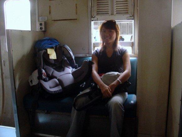 A 5-hour ride from Bangkok to Aranyaprathet