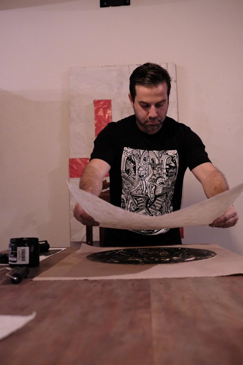 Brian Reedy printing 2